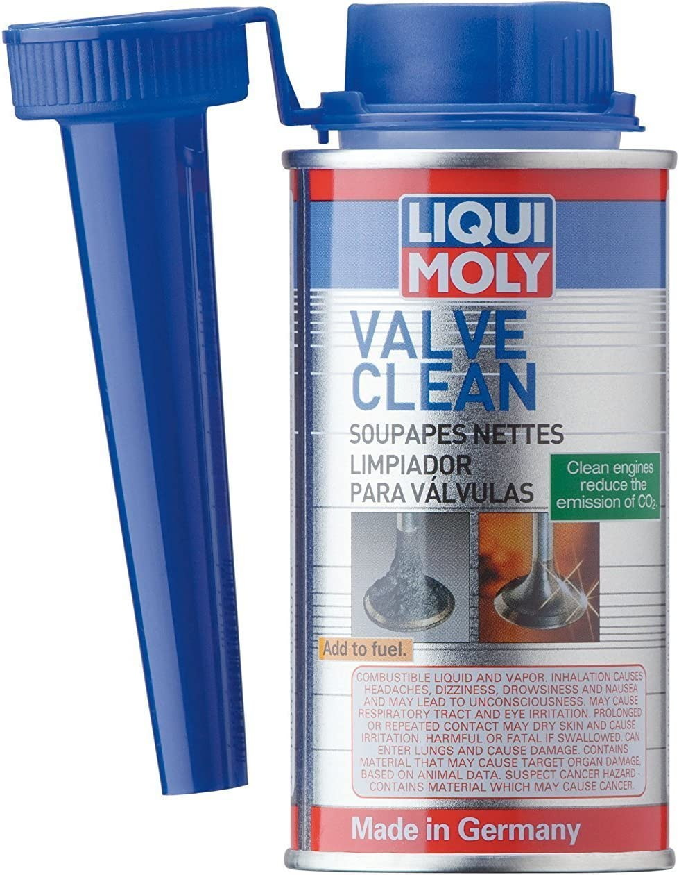 Sale Liqui Moly 2001-12PK Valve Clean - ml 150 12 New Free Shipping of Pack
