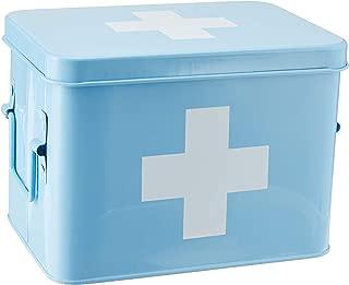 TRUFFULA FOREST - PASTEL BLUE FIRST AID BOX