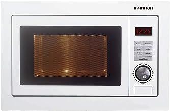MICROONDAS INTEGRACION IMW-FWH1825 INFINITON (BLANCO, 25L, Potencia 900W, Grill 1000W, Capacidad 25l, Plato 31,5 cm, Descongelador)