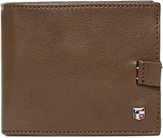 US Polo Association Brown Leather Men's Wallet (USAW0511)