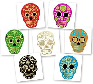 Best easy skull tattoos Reviews