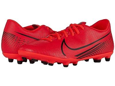 Nike Vapor 13 Club FG/MG (Laser Crimson/Black/Laser Crimson) Cleated Shoes