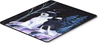 Caroline's Treasures Mouse/Hot Pad/Trivet, Starry Night Portuguese Water Dog (SS8399MP)