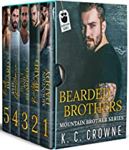Bearded Brothers: Mountain Man Romance Series