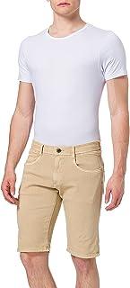 Esprit 031EE2C302 Pantalones Cortos, 270/beige, 34 para Hombre