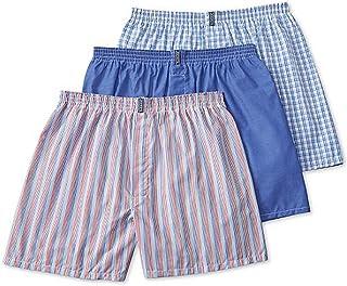 Jockey Men's Underwear Classic Full Cut Boxer - 3 Pack