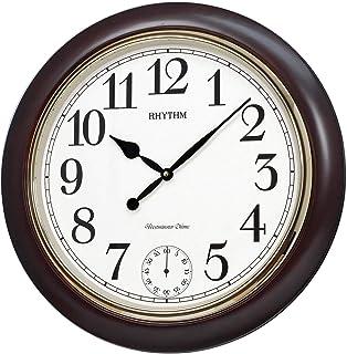 RHYTHM SOUND IN PLACE WALL CLOCK CMH755NR06