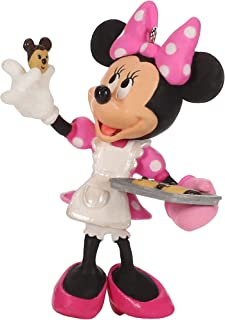 Hallmark Keepsake Christmas Ornament 2019 Year Dated Disney Minnie Mouse One Smart Cookie,