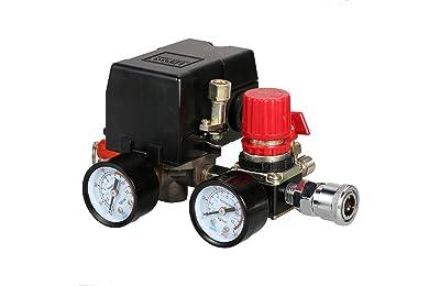 Best air gauges for compressor