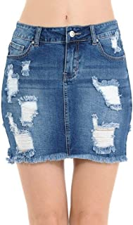 Best bodycon denim skirt Reviews