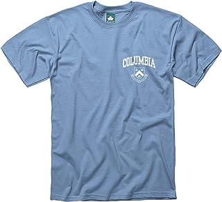 Ivysport Short-Sleeve T-Shirt, Premium All-Cotton, Scholar Logo on Left Chest
