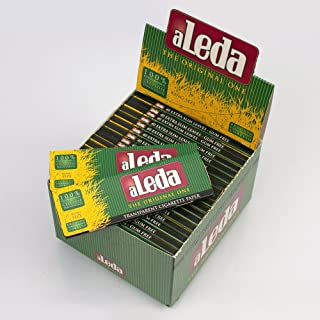 Rolling Papers King Size Transparent Box of 40   Aleda
