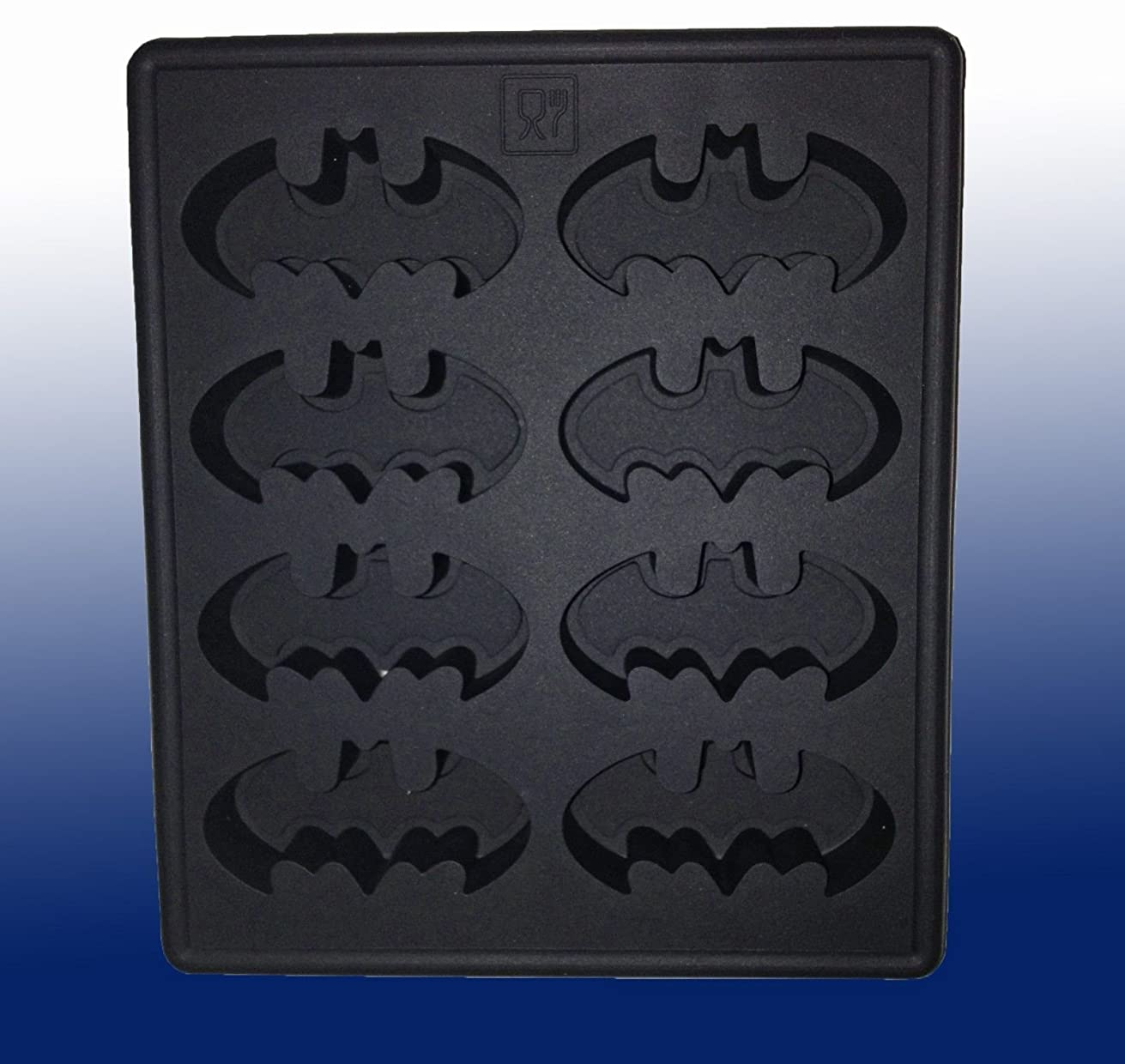 Batman Ice Cube Tray Mold for Candy, Soap, Chocolate, Resin, Fondant