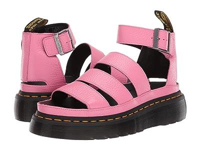 Dr. Martens Clarissa II Quad Shore (Soft Pink) Women