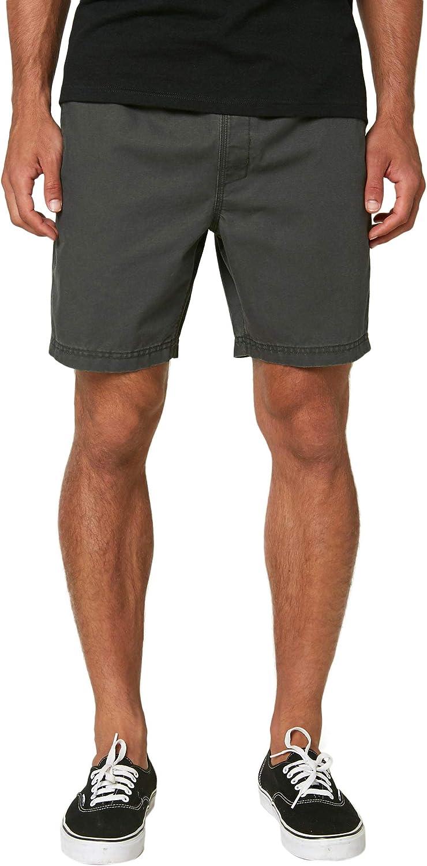 O'NEILL Limited Special Price Men's Standard Fit Under blast sales Walk Short Outseam Short-L Inch 18