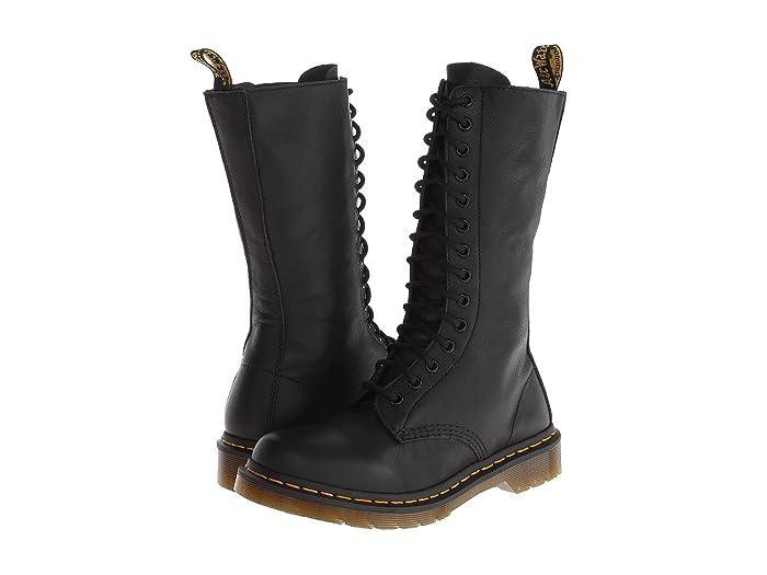 half price pre order aliexpress 1B99 14-Eye Zip Boot