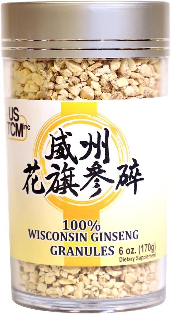 タイムセール Wisconsin American チープ Ginseng Granules Perfect 纯æ for Making Teas