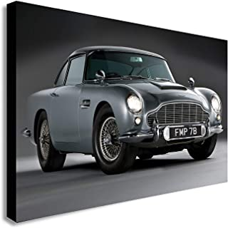 james bond canvas prints