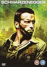 Arnold Schwarzenegger 4 Film Box Set DVD [Reino Unido]