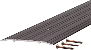 M-D Building Products 68395 1/4-Inch by 5-Inch - 36-Inch TH042 Fluted Saddle, Bronze