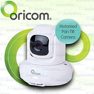 ORICOM Pan Tilt Camera for SC850 with PSU, White (CU850PT)
