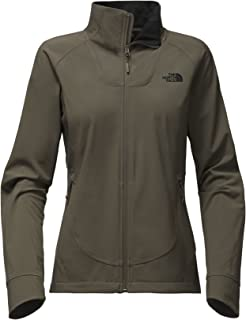 Women's Apex Byder Softshell - New Taupe Green - S (Past Season)