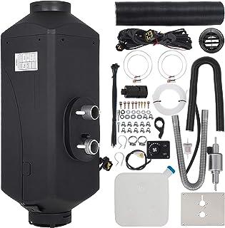 Anhon Calentador Diesel Calentador Eléctrico Ventilador