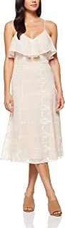 Cooper St Women's Fern Frill Midi Dress