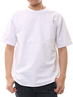 ティーシャツドットエスティー Tシャツ 半袖 長袖 無地 超厚手 スーパーヘビーウェイト 10.2oz メンズ