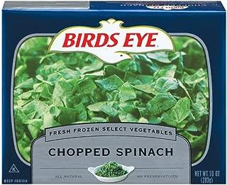 Birds Eye Chopped Spinach, 10 Ounce (Frozen)