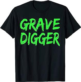 grave digger tee shirts