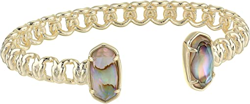 Gold/Nude Abalone