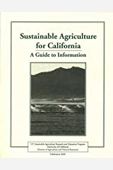Sustainable Agriculture for California: A Guide to Information Paperback