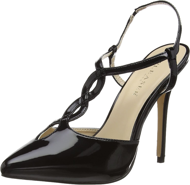 Pleaser Women's Amuse 16 Slingback Sandals