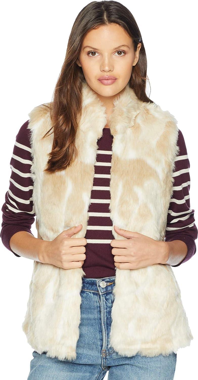 JACK Women's Faux Fur Vest