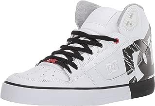 DC Men's Pure High-top Wc Se Skate Shoe