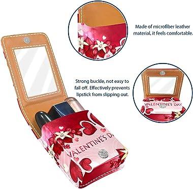 Cosmetic Organizer Storage,With Mirror,valentine's day