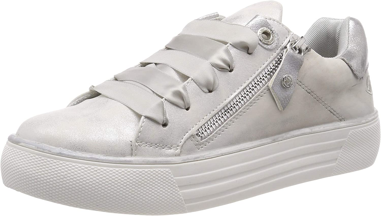 Dockers by Gerli Women's 42bm217-680260 Low-Top Sneakers