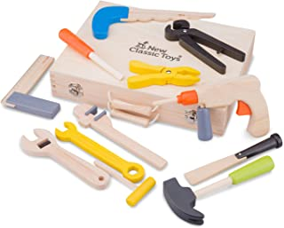 New Classic Toys Tool Box (12 Pieces)