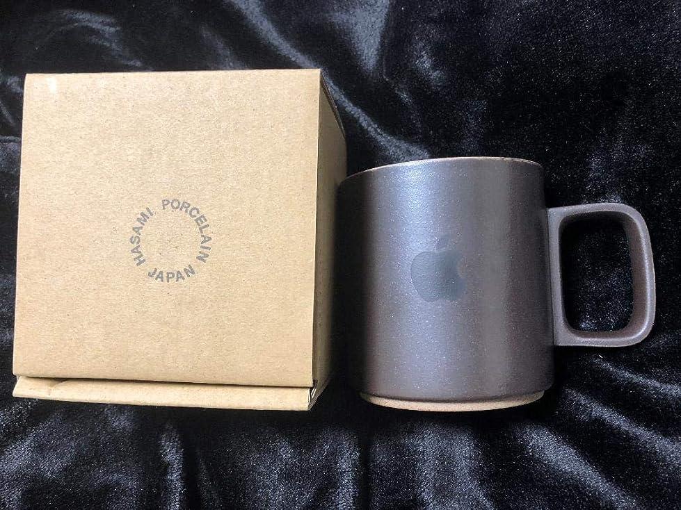 避難事務所ペスト本社限定日本未発売 アップル Apple マグカップ ブラック 波佐見焼