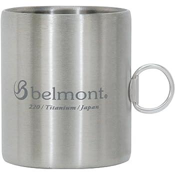 ベルモント(Belmont) チタンダブルマグ220リング付logo BM-301