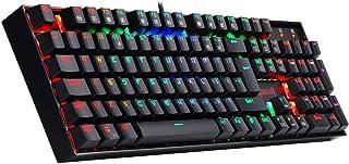 ريدراجون لوحة مفاتيح متوافقة مع بي سي و لابتوب - K551 RGB-1