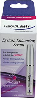 Rapidlash Eyelash and Eyebrow Enhancing Serum (3ml),0.1-Fluid Ounces Bottle