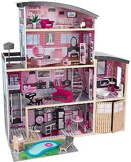 Kidkraft Sparkle Mansion Dollhouse, Multi Color