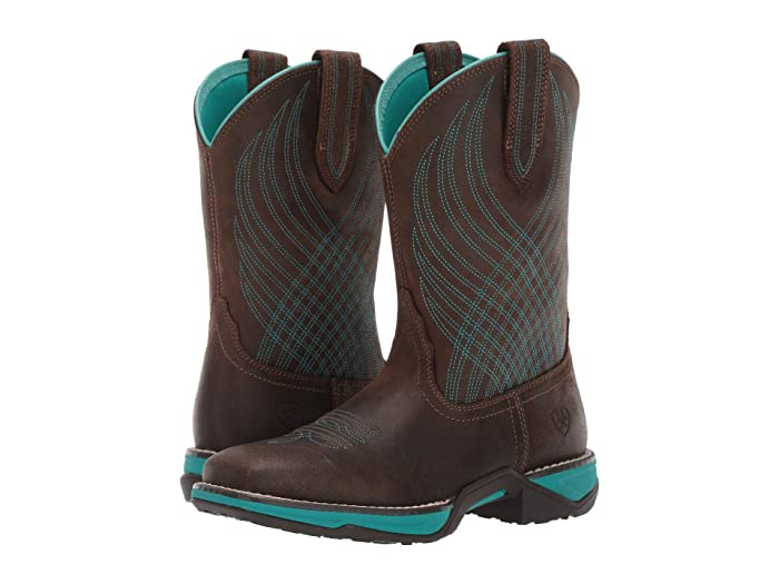 Ariat  Anthem (Java) Cowboy Boots