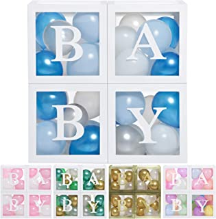IT`S A BOY Babyparty Ballondeko Baby Shower Its a Boy it a Girl Geburtstagsparty