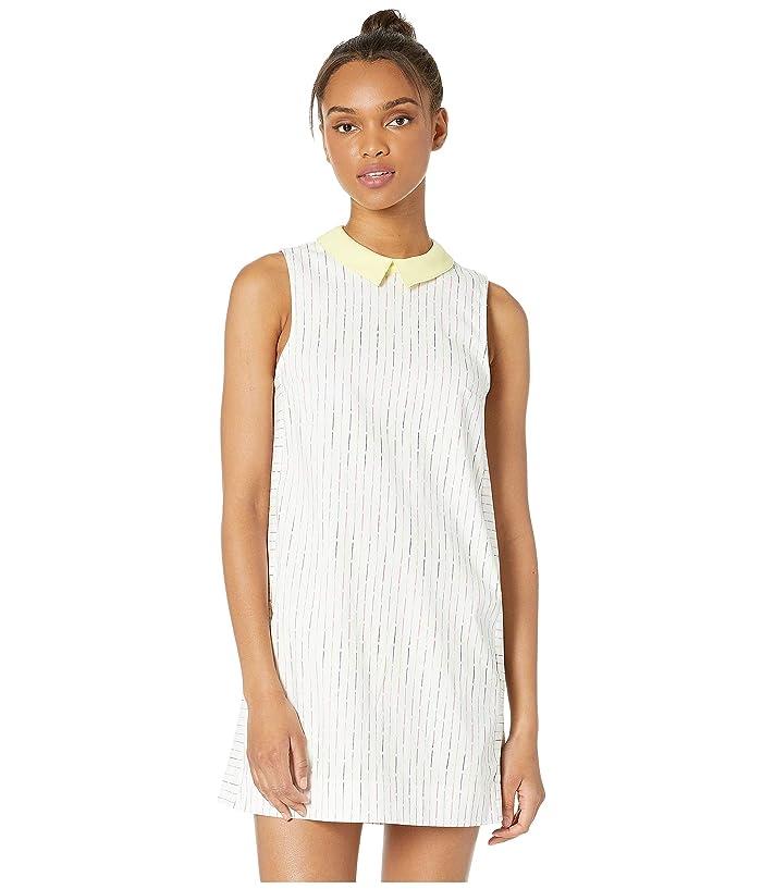 BCBGeneration Sleeveless Shirtdress ZBY6221792 (Multi) Women