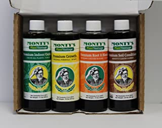 Monty's Trial Pack (4 pack)