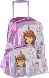 Disney TRBT514 School Trolley Bag for Kids