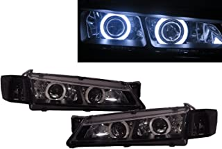 CABI S14 200SX Silvia 1997 1998 Second generation - Coupe 2D CCFL Projector Headlight Headlamp for NISSAN LHD